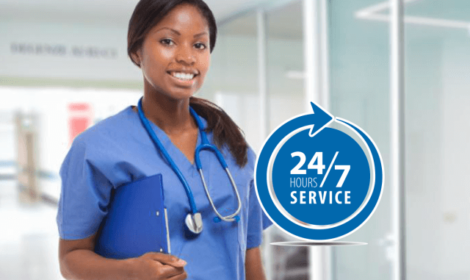 24 Hour Medical Coverage